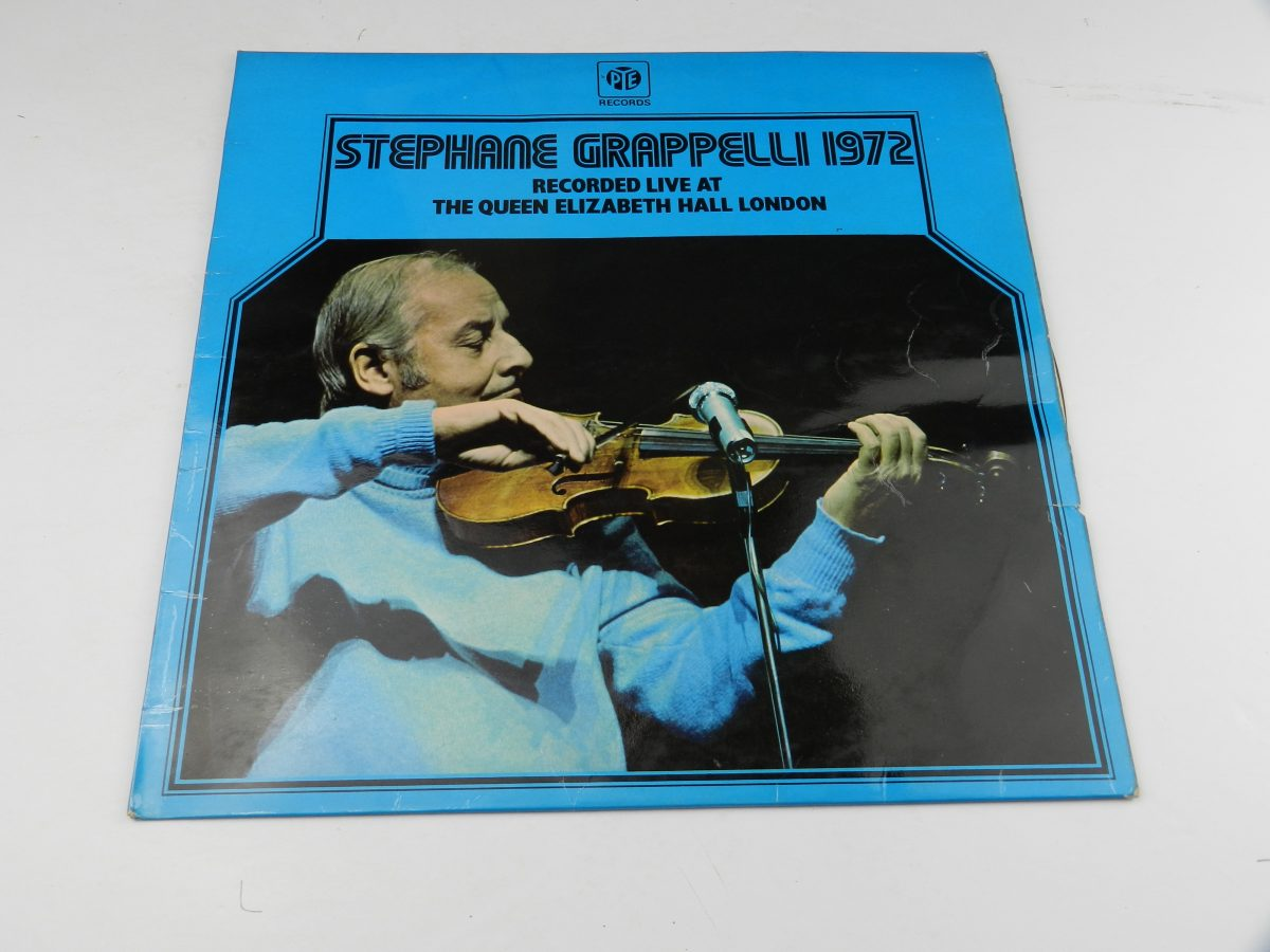 Stephane Grappelli – Stephane Grappelli 1972 Recorded Live At The Queen Elizabeth Hall London vinyl record sleeve scaled