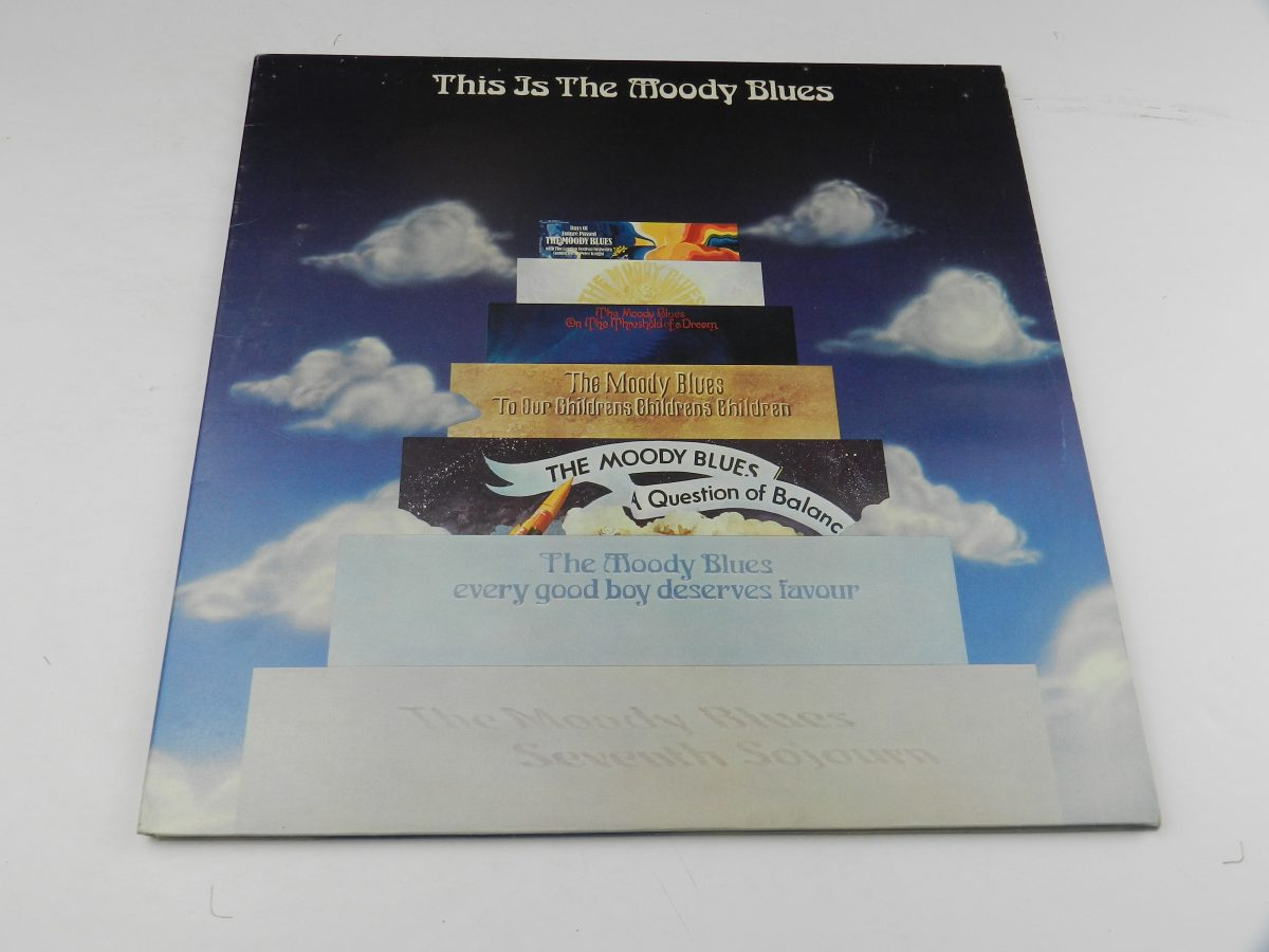 The Moody Blues – This Is The Moody Blues vinyl record sleeve scaled