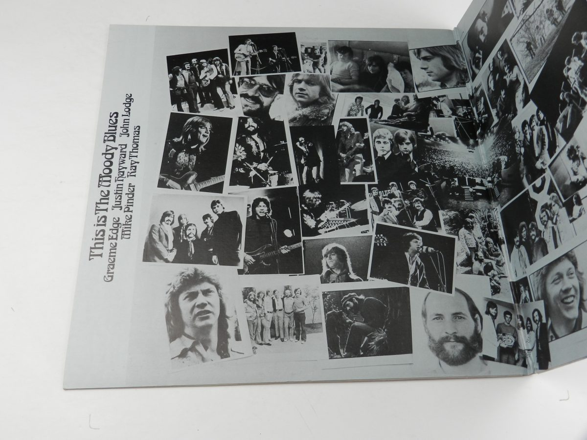 The Moody Blues – This Is The Moody Blues vinyl record sleeve gatefold 1 scaled