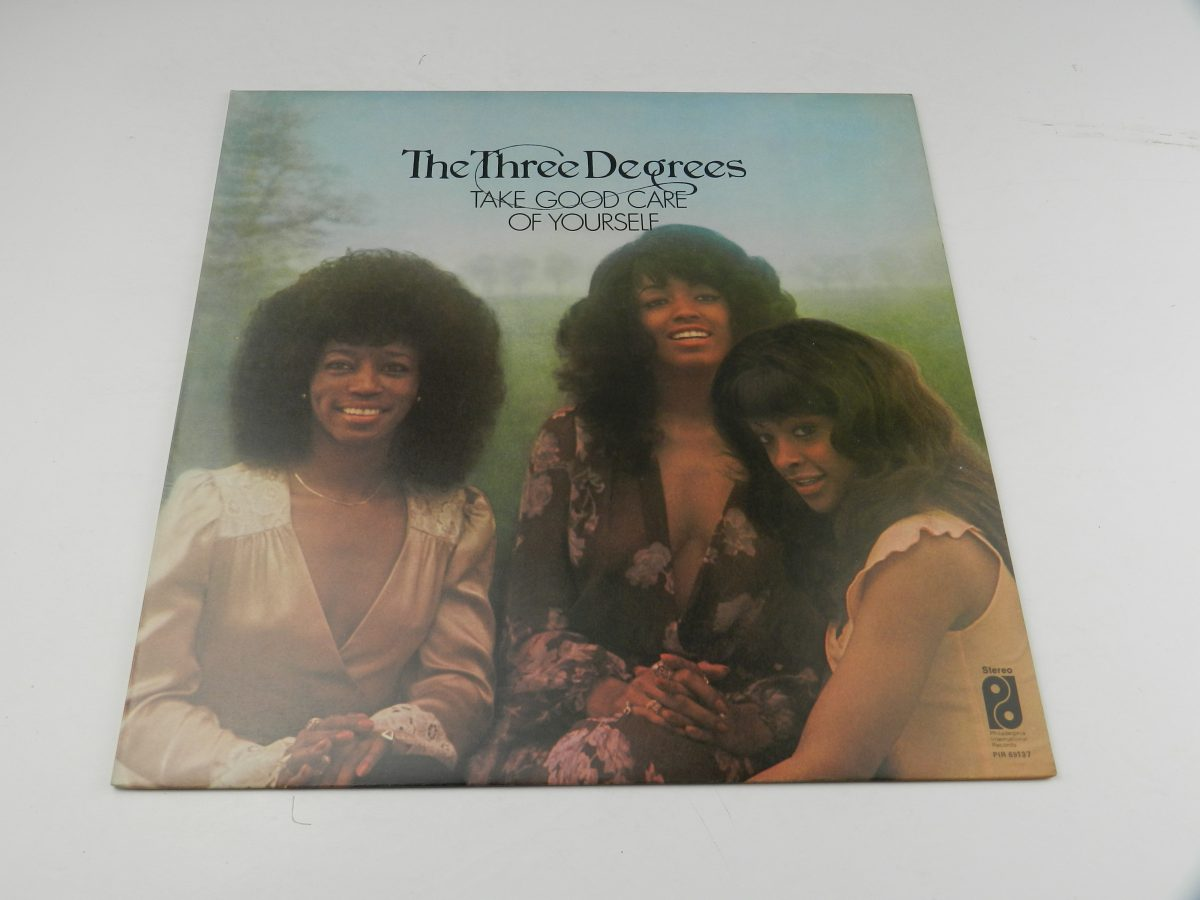 The Three Degrees – Take Good Care Of Yourself vinyl record sleeve scaled