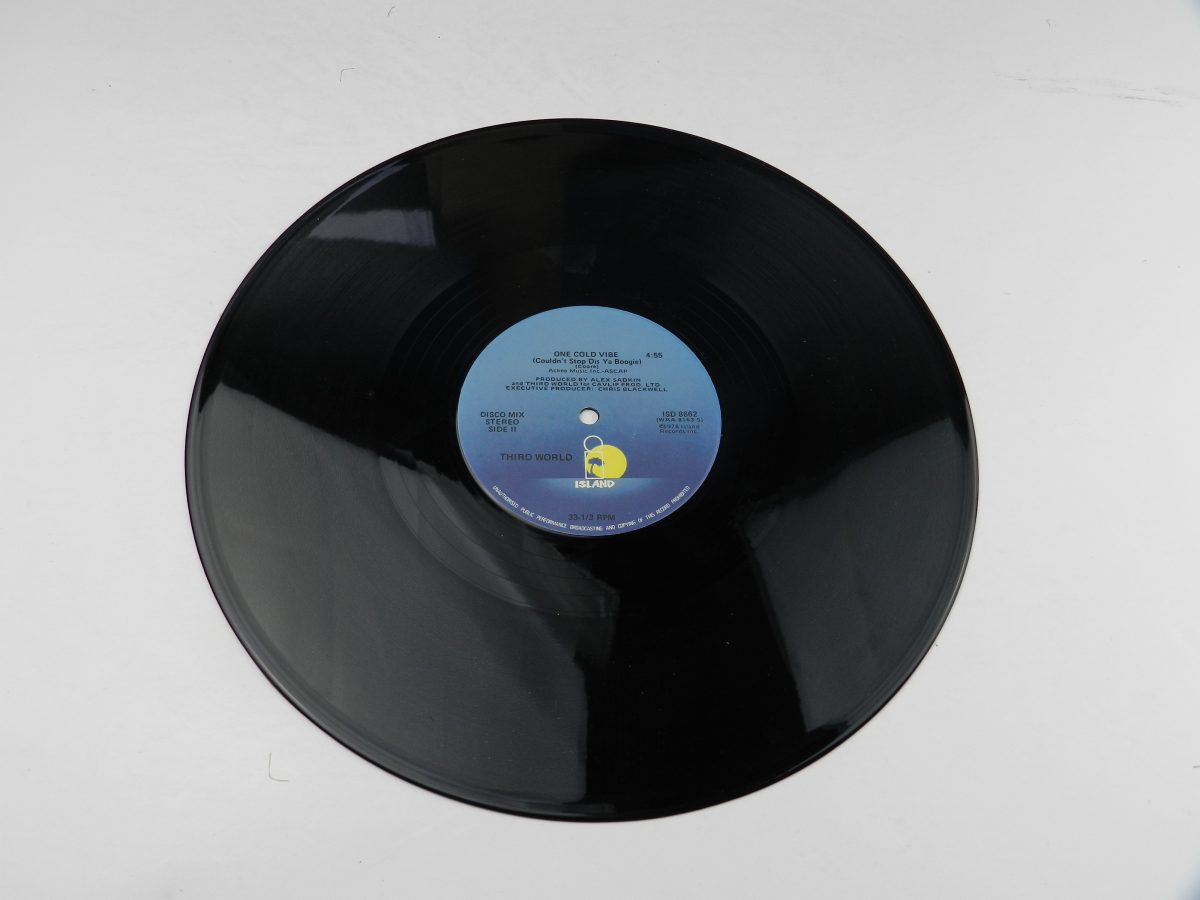 Third World Now That We Found Love vinyl record side B scaled