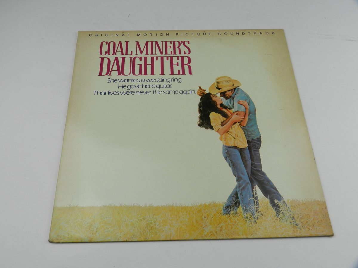 Various – Coal Miners Daughter Original Motion Picture Soundtrack vinyl record sleeve scaled