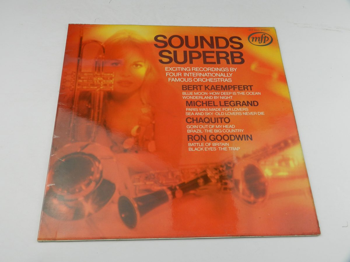 Various – Sounds Superb vinyl record sleeve scaled