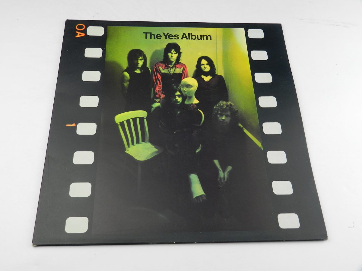 Yes – The Yes Album vinyl record sleeve scaled