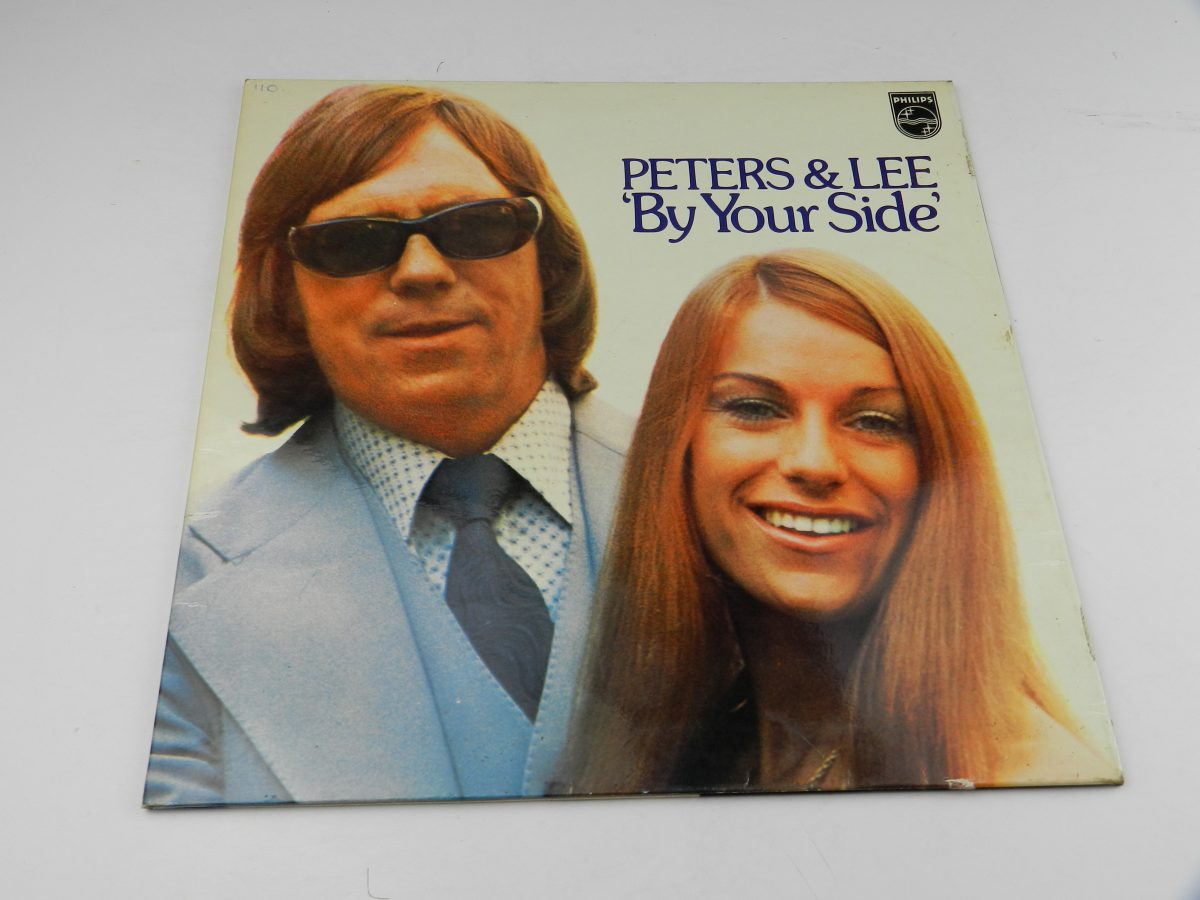 Peters Lee – By Your Side vinyl record sleeve scaled