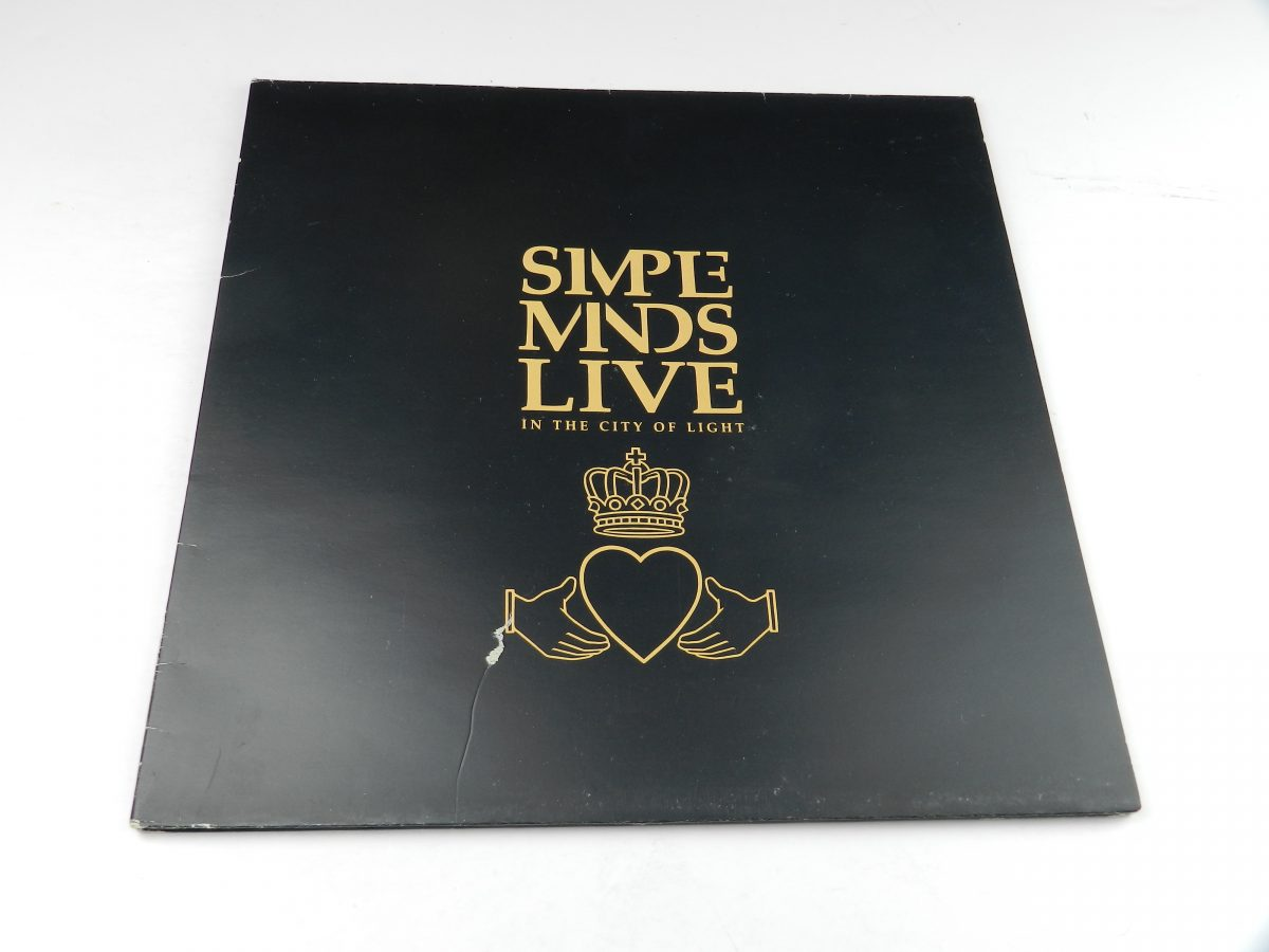 Simple Minds – Live In The City Of Light vinyl record sleeve scaled