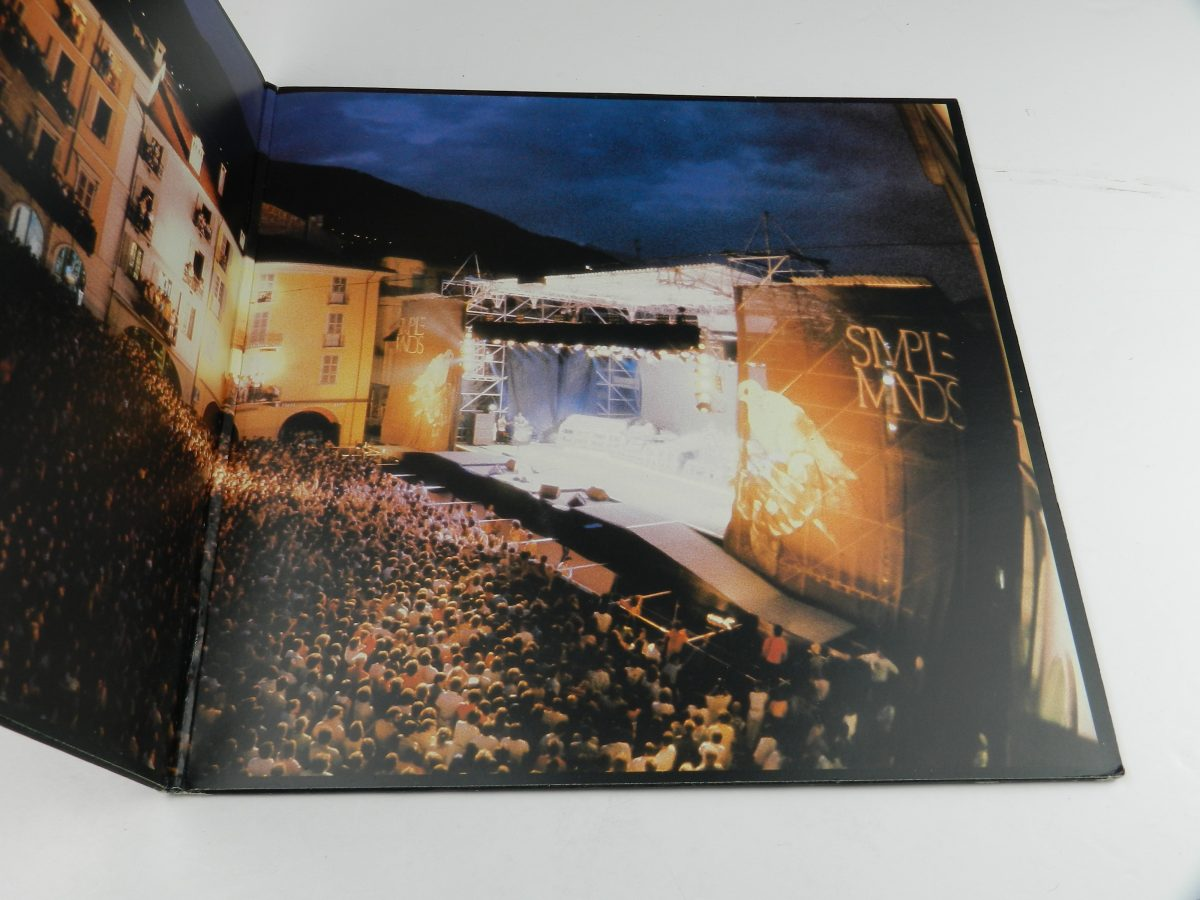 Simple Minds – Live In The City Of Light vinyl record sleeve gatefold 2 scaled