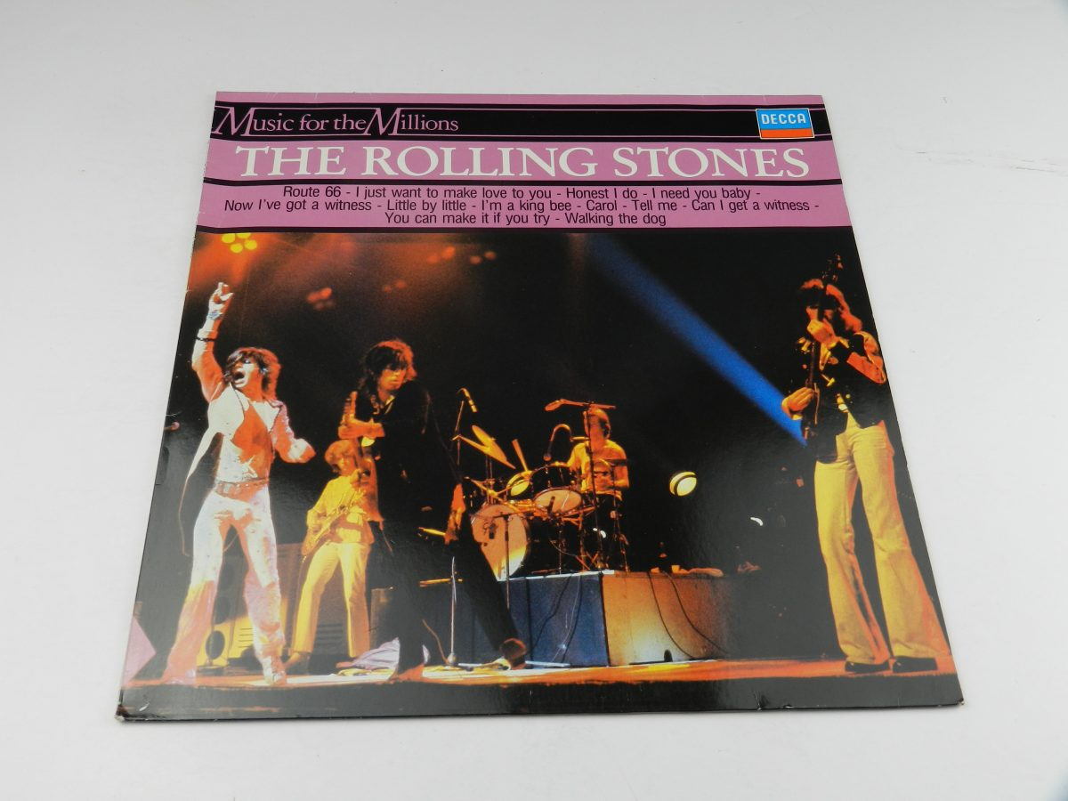 The Rolling Stones – The Rolling Stones vinyl record sleeve scaled