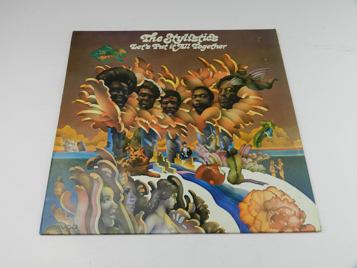 The Stylistics – Lets Put It All Together vinyl record sleeve scaled