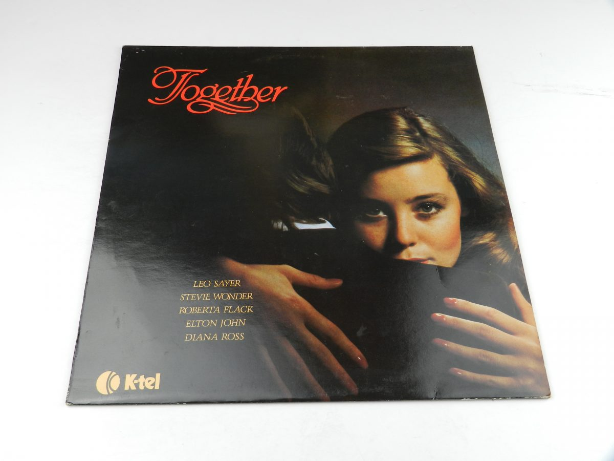 Various – Together vinyl record sleeve scaled